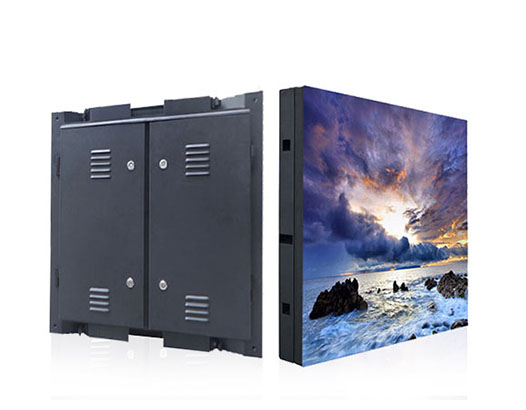 Ultra Lightweight and Slim Outdoor P16 AD LED Display Screen