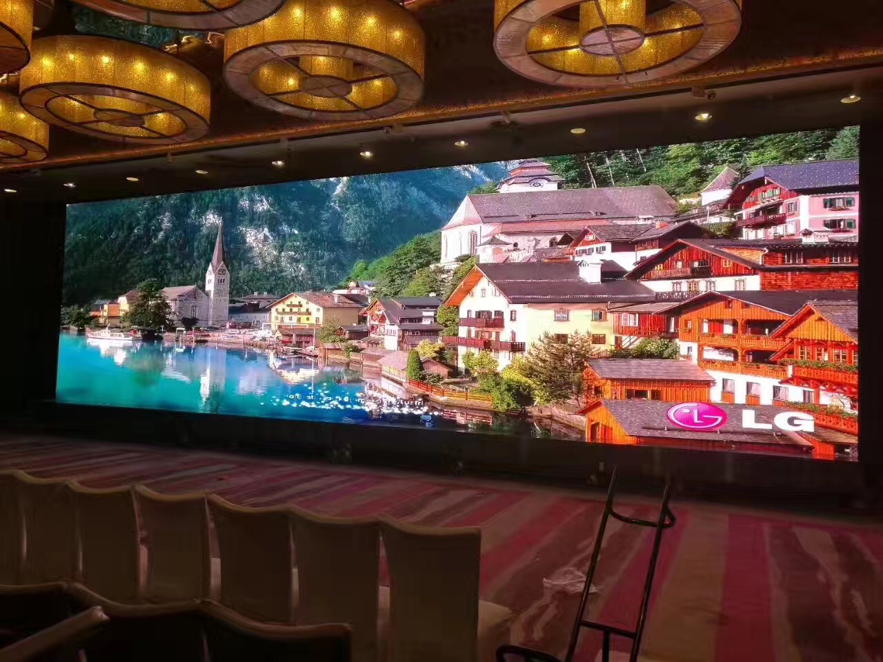 The Solution To Indoor LED Display
